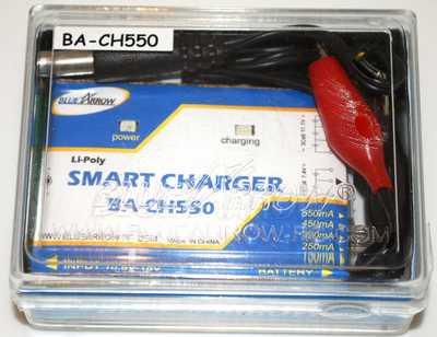 LIPO BALANCE CHARGER 2-3 CELL 12V