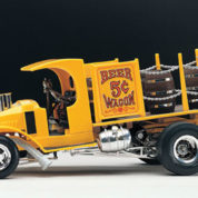 BEER WAGON 1/24 REVELL 2453 Plastic Model Kit
