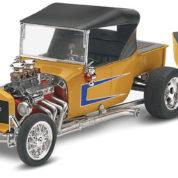 USA FORD T STREET ROD REVELL 4336 Plastic Model Kit