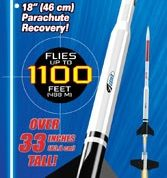 ESTES ROCKET LONG TOM CLASSIC