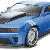 2013 CARMARO ZL1 REVELL 4370 Plastic Model Kit