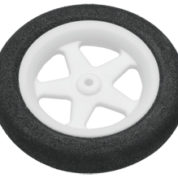 1.23' MICRO SPORT WHEELS 1PAIR DUBRO 123MS