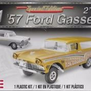 57 FORD GASSER 1/25 REVELL 4396 Plastic Model Kit