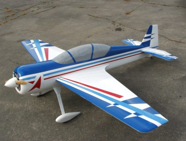 KRILL SUKHOI 29-37% SPIRIT WHITE Clear Canopy Fitted