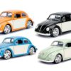 1:24 BTK ORANGE 1959 VW BEETLE JA99018