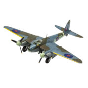 D.H MOSQUITO 1/48 REVELL 03923 Plastic Model Kit