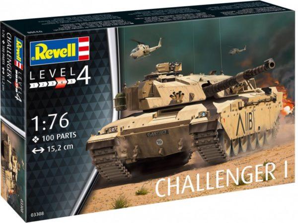 CHALLENGER KIT REVELL 03308 Plastic Model Kit