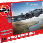 AVRO SHACKLETON 1/72 AIRFIX 11005 Plastic Model Kit