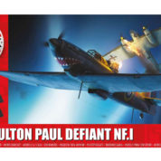 BOULTON PAUL 1/48 AIRFIX 05132 Plastic Model Kit
