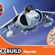 AIRFIX HARRIER QUICK BUILD
