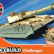 AIRFIX CHALLENGER TANK QUICK BUILD