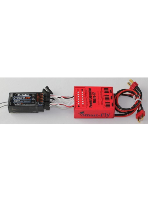 POWER EXPANDER MICRO 12G PE-8_12G ( SMART-FLY )