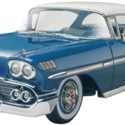 58 CHEVY IMPALA 1/25 REVELL 4419 Plastic Model Kit
