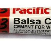 BALSA CEMENT WOOD GLUE C23 TUBE 50ML