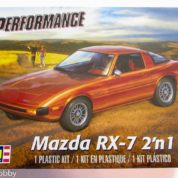 MAZDA RX-7 1/24 REVELL 4429 Plastic Model Kit
