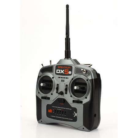 SPEKTRUM DX5E 5CH RADIO TX/RX MODE1