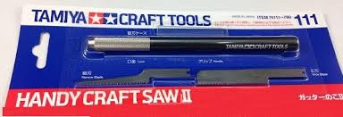 TAMIYA HANDY CRAFT SAW 74111