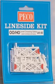 PECO LK50 LEVEL CROSSING & GATES