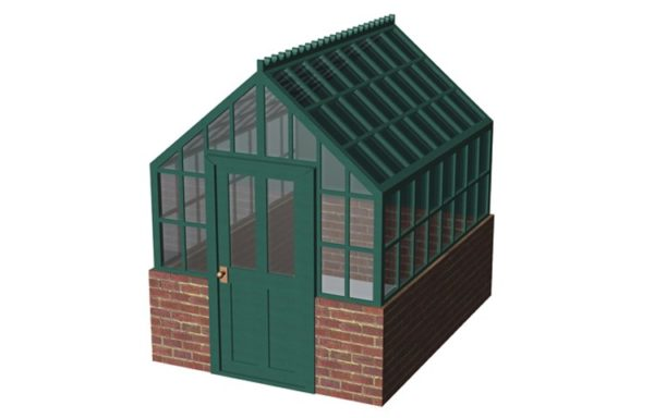 HORNBY R8682 GREENHOUSE