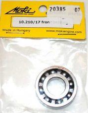 1021017 (MOKI ENGINE PART)  FRONT BEARING