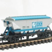 PECO NR305 CDA CHINA CLAY HOPPER ECC N SCALE