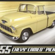 1:25 1955 CHEVY CAMEO PICK UP Plastic Model Kit AMT (RAMT633)