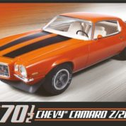 1:25 1970 1/2 CAMARO Z/28 Plastic Model Kit AMT (RAMT635)