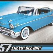 1:25 1957 CHEVY BEL AIR Plastic Model Kit AMT (RAMT638)