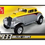 1:25 1933 WILLY'S COUPE Plastic Model Kit AMT (RAMT639)