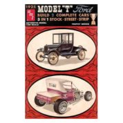 1:25 1925 FORD TALL T Plastic Model Kit AMT (RAMT670)