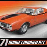 1:25 1971 DODGE CHARGER R/T Plastic Model Kit AMT (RAMT678)