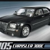 1:25 2005 CHRYSLER 300C Plastic Model Kit AMT (RAMT681)