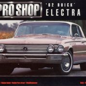 1:25 1962 BUICK ELECTRA Plastic Model Kit AMT (RAMT614)