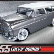 1:25 1955 CHEVY NOMAD Plastic Model Kit AMT (RAMT637)