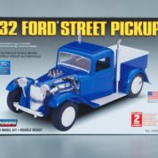 1:24 1932 FORD PICK UP Plastic Model Kit LINDBERG (RLIN72330)