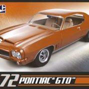 1:25 1972 PONTIAC GTO Plastic Model Kit MPC (RMPC711)