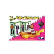 1:25 YELLOW SUBMARINE STD ED Plastic Model Kit MPC (RMPC779)