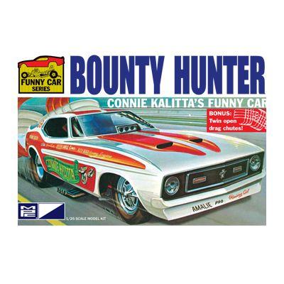 1:25 BOUNTY HUNTER 1972 MUSTANG FUNNY CAR Plastic Model Kit MPC (RMPC788)