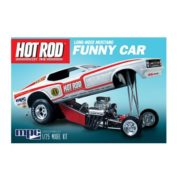 1:25 1970 HOT ROD MUSTANG FUNNY CAR Plastic Model Kit MPC (RMPC801)