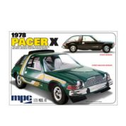 1:25 1978 AMC PACER X Plastic Model Kit MPC (RMPC802)