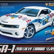1:25 2010 USA 1 CAMARO Plastic Model Kit AMT (RAMT778)
