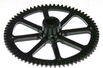 LOWER GEAR LARGE OUTER SHAFT  HOLA HELI SPARE PARTS