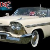 1:25 1958 PLYMOUTH FURY CHRISTINE Plastic Model Kit AMT (RAMT840)