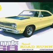 1:25 1968 PLYMOUTH ROAD RUNNER Plastic Model Kit AMT (RAMT849)