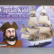 1:130 CAPTAIN KIDD PIRATE SHIP Plastic Model Kit LINDBERG (RLIN70873)