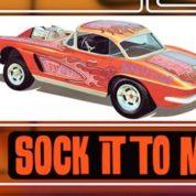 1:25 1962 CORVETTE SOCK IT TO ME Plastic Model Kit AMT (RAMT803)