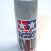 TAMIYA FINE SURFACE PRIMER LIGHT GREY LARGE 87064
