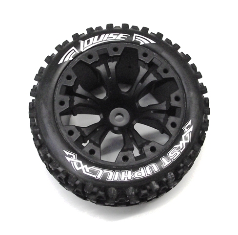 LOUISE ST-UPHILL TYRES+RIMS SUIT TRAXXAS