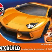 AIRFIX LAMBORGHINI AVENTADOR QUICK BUILD