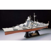 1/350 TIRPITZ TAMIYA T78015 Plastic Model Kit